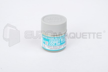Gunze Sangyo - Gris Mouette H51 (pot 10ml)