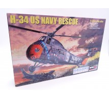 Mrc - H-34 US Navy Rescue