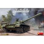 Miniart - T-54A & interieur