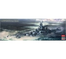 Hasegawa - USS South Dakota & detail set