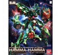Bandai - RE100 AMX-103 HAMMA HAMMA (0217614)