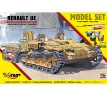 Mirage - Coffret Renault UE & remorque