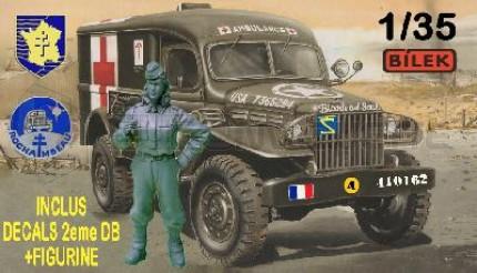 Bilek - Dodge Ambulance & French decals (LE)