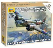 Zvezda - Blenheim Mk IV