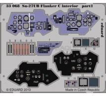 Eduard - Su-27 UB interieur (Trumpeter)