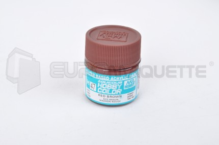 Gunze Sangyo - Marron Rouge H47 (pot 10ml)