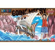 Bandai - One Piece boat Going Merry (0175337)