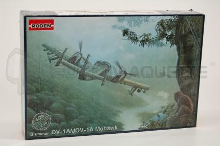 Roden - OV-1A Mohawk