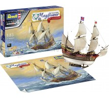 Revell - Coffret Mayflower 400th Anniversary