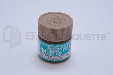 Gunze Sangyo - Jaune Sable H79 (pot 10ml)