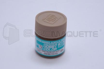 Gunze Sangyo - Jaune Sable H79 (pot 10ml)