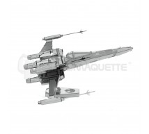 Metal earth - Star wars X Wing Ep VII 3D metal kit