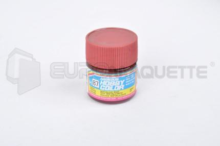 Gunze Sangyo - Rouge Métallique H87 (pot 10ml)