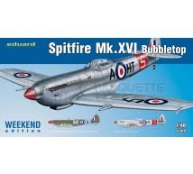 Eduard - Spitfire Mk XVI Bubbletop