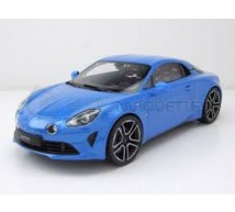 Solido - Alpine A110 Bleue