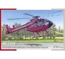 Special hobby - MD-520 NOTAR