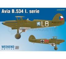 Eduard - Avia B-534 serie 1 (WE)
