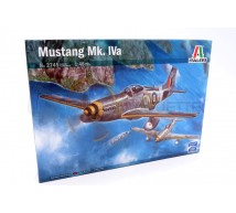 Italeri - P-51 D Mustang Mk IVa