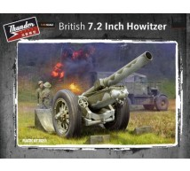 Thunder model - British 7,2 inch Howitzer