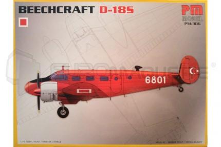 Pm model - Beechcraft D-18S