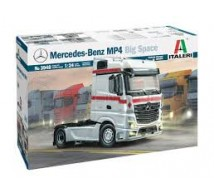 Italeri - Mercedes MP4 Big Space
