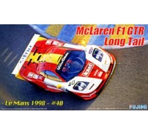 Fujimi - Mc Laren F1 GTR Long tail LM98 EMI & PD
