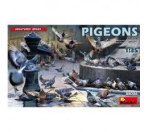 Miniart - Pigeons