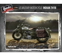Thunder model - Indian bikes WWII (2 kits)
