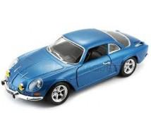 Burago - Alpine A110 bleue
