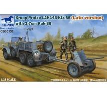 Bronco - Krupp Protze Late & Pak 36