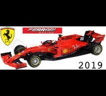 Burago - SF9 F1 C Leclerc 2019