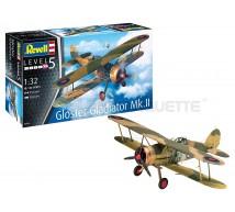 Revell - Gloster Gladiator Mk II