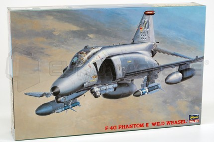 Hasegawa - F-4G Phantom