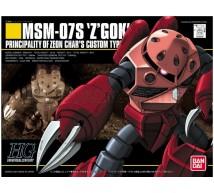 Bandai - HG MSM-07S Z Gok (0100568)