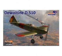 Dora wings - Dewoitine D-510 (Spanish/Japan)