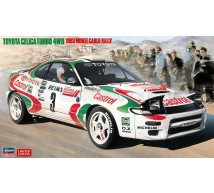Hasegawa - Toyota Celica Monte Carlo 1993 Rally