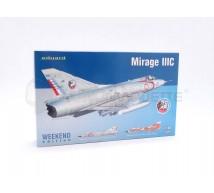 Eduard - Mirage III C (WE)