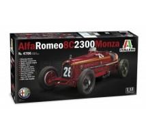 Italeri - Alfa Romeo 8C 2300 Monza