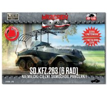 First to fight - SdKfz 263 6Rad