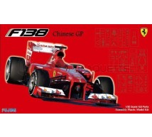 Fujimi - Ferrari F1 F138 China GP