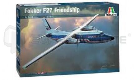 Italeri - Fokker F27