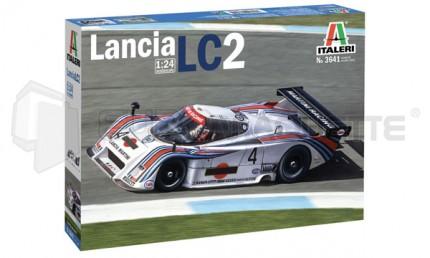 Italeri - Lancia LC2 Martini
