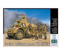 Master box - Soldats Italiens WWII