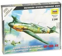 Zvezda - Bf-109F-2 1/144