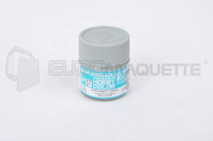 Gunze Sangyo - Gris Avion H57 (pot 10ml)