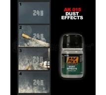 Ak interactive - Dust effect