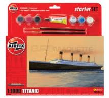Airfix - Coffret Titanic 1/1000