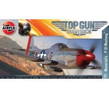 Airfix - P-51D Maverick Top Gun
