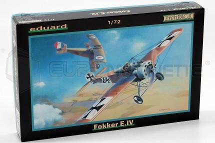 Eduard - Fokker E IV  (profipack)