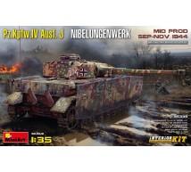 Miniart - Pz IV Ausf J Nibelungenwerk Prod Sept/ Nov 44